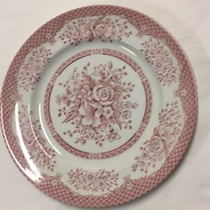 Wood & Sons Rose Plate